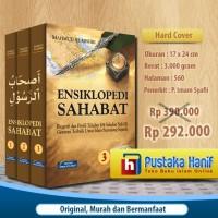 Buku Ensiklopedi Sahabat - Biografi 104 Sahabat Nabi Lengkap 3 Jilid