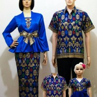 Jual Sarimbit / Batik Couple Family / Baju Pesta R&B SGE 130 Murah