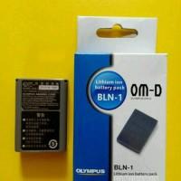 Olympus Baterai BLN 1 For BCN 1 Charger Model OM-D E-M1 OM-D E-M5 PEN
