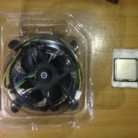 Prosesor Intel Pentium E5200 (2,5Ghz) + Fan