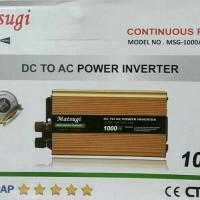Power Inverter Matsugi 1000Watt / 1000 W