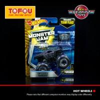 Mainan Monster Jam Max-D - Hot Wheels - Mattel - MOC