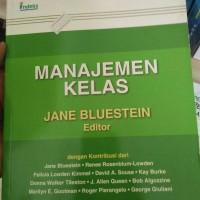 Manajemen Kelas - Jane Bluestein