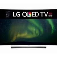 OLED TV 55 INCH LG 55C6T CURVED UHD 4K 3D SMART TV