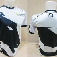 Jersey Team Liquid 2017 | Baju Kaos Polo Jaket Tas Gaming Dota 2 Shirt