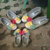 Kinanti Flatshoes Lucu Bisa Couple Anak dan Bunda