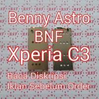 Penutup Konektor Sim Sony Xperia C3 Single - C3 Dual - D2502 - D2505