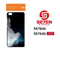 Casing HP Xiaomi Mi Note, Mi Note Pro Batman V Superman wallpaper Cust