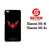 Casing HP Xiaomi Mi4i, Mi4c Batman Beyond logo Custom Hardcase Cover