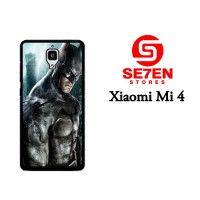 Casing HP Xiaomi Mi4 Batman arkham city Custom Hardcase Cover