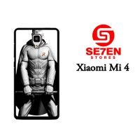 Casing HP Xiaomi Mi4 Batman arkham city 5 Custom Hardcase Cover
