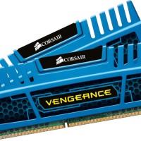 Corsair DDR3 Vengeance Blue PC12800 4GB (2X2GB) - CMZ4GX3M2A1600C9B
