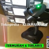 SCANLOGIC CS 1000 PLUS (Barcode Scanner Laser AutoSense Tahan Banting)