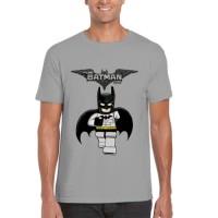 Jual Kaos Distro Batman LEGO superhero pria wanita anak Murah