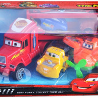 SPECIAL CHILD TOYS TRUCK CARS ISI 6PCS PALING MURAH
