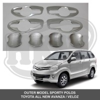 OUTER MODEL POLOS ALL NEW AVANZA / VELOZ
