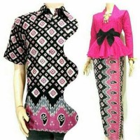 Jual Batik Sarimbit / Couple Kebaya / Baju Keluarga / Baju Pesta Murah