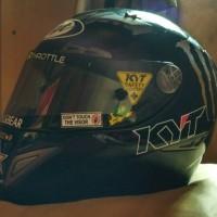 Helm KYT C5 Titanio