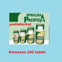 Spirulina Pasifica Luxor 200 tablet