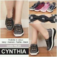 Sepatu Rajut Cynthia Type H620