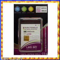 BATERAI EVERCOSS A28B DOUBLE POWER MERK LOGON BATRE BATTERY A28B Di