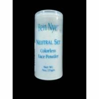 Ben Nye Neutral Set Translucent Colorless Face Setting Powder 25gr