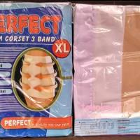 Korset Gurita Ibu Perfect 3 band size XL Jumbo