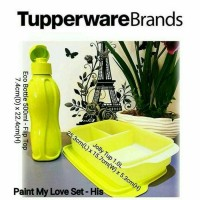 paint my love tupperware