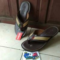sandal kickers kulit asli/sandal distro/sandal fladeo/sandal Bata
