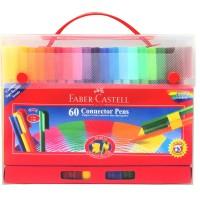 Jual Connector Pen 60 Warna Faber Castell Gift Set Murah
