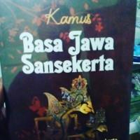 Kamus Basa Jawa Sansekerta terjemahan basa jawa indonesia - Agvenda