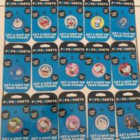 popsocket / pop socket KARAKTER DORAEMON / HELLO KITTY/HK standing HP
