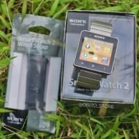 Jual Sony Smartwatch 2 Metal Silver Murah