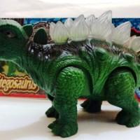 Jual Prehistoric Dinosaurus - Stegosaurus - Mainan Edukasi Dinosaur Anak Murah