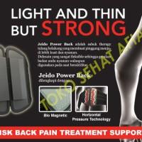 JEIDO POWER BACK - Sabuk Therapy Sakit Pinggang & Saraf Kejepit BAGUS