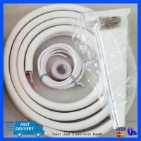 Pipa, Braket, dan Kabel AC (1 - 1,5 PK) Pemasangan Kualitas Terbaik