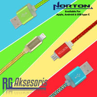 Kabel Data NORTON 2Ampere Fast Charging / Data Cable Micro USB
