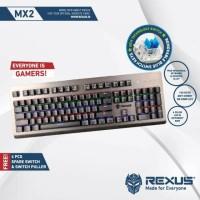 Keyboard Rexus Legionare MX2 Mechanical Gaming BLUE Swi Promo