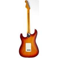 Fender Custom Deluxe Slab Body Stratocaster RW, CBS