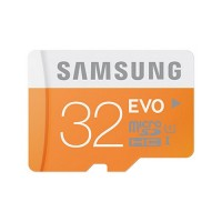 Samsung MicroSDHC EVO Class 10 (48MB / S) 32GB - MB-MP32D