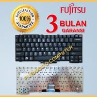 Keyboard Laptop Fujitsu L1717, L1010 - Black (ORIGINAL)