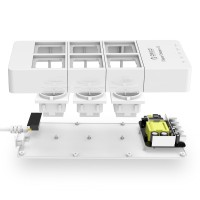 ORICO HPC-6A5U-EU Surge Protector Strip 6-Outlet With 5