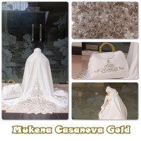 MUKENA CASSANOVA GOLD