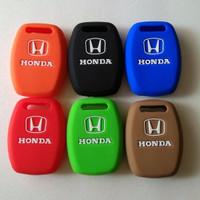 Silicone Remote Cover Kondom Kunci Honda Mobilio Brio CRV Jazz