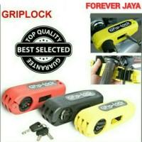 Griplock Grip Lock Kunci Gembok Pengaman Anti Maling St Limited