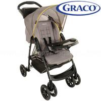 Graco Mirage Plus TS With Parent Tray - (Grey/Yellow) Terbaru!