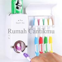 TERBATAS Touch Me New Toothpaste Dispenser & Brush Set Dispenser Pasta