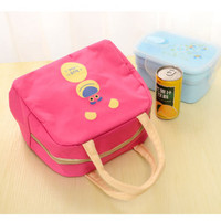 Tas Makan Portable Tahan Air Motif Kartun - HHM297 Up-to-Date!
