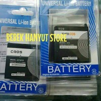 Baterai Cross Evercoss A12 Original OEM | Batrai, Batre, Battery A12