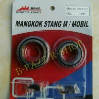 Komstir Bearing Bambu Honda Beat, vario, spacy, scopy, grand,supra dll